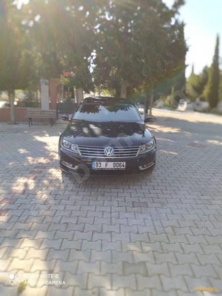Sahibinden Volkswagen Vw Cc 1.4 Tsi 2016 Model Afyonkarahisar 33.000 Km Gri (titanyum)