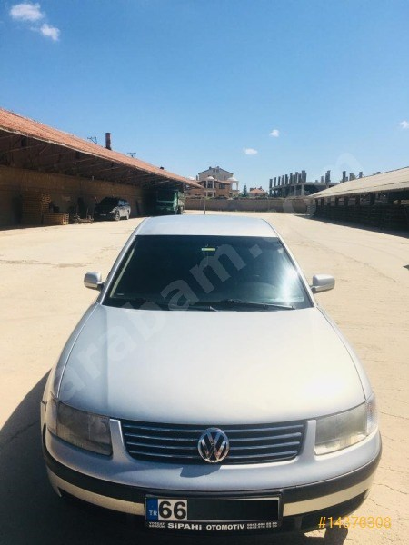 Sahibinden Volkswagen Passat 1.8 T Comfortline 1999 Model Yozgat 290.000 Km Gri (gümüş)
