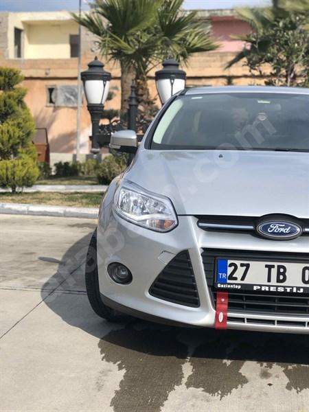 Sahibinden Ford Focus 1.6 Tdci Trend X 2013 Model Hatay 129.000 Km -