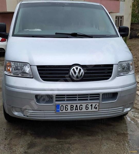 Sahibinden Volkswagen Transporter 1.9 Tdi Camlı Van 2006 Model Ağrı 215.000 Km -