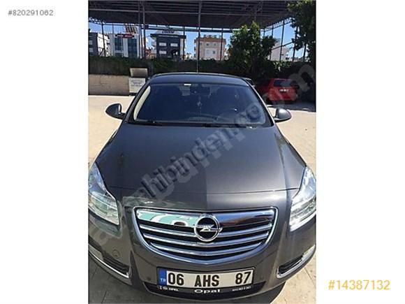 2012 Model Opel İnsignia