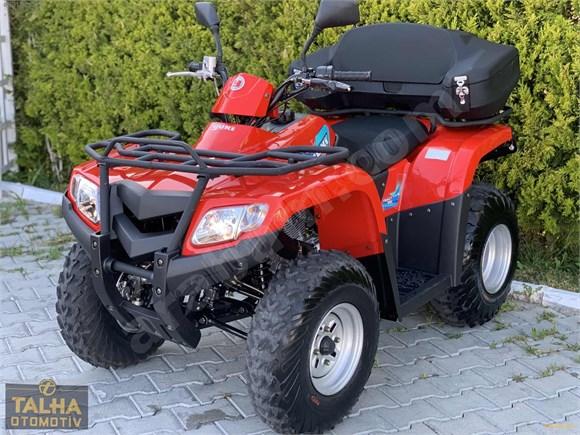 TALHA'DAN 2019 MODEL YUKİ 250 ATV FATURALI PLAKALI EXTRALI