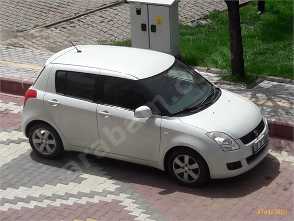 Sahibinden Suzuki Swift 1.5 AT 2010 Model