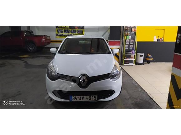 Galeriden Renault Clio 1.5 dCi Touch 2013 Model İstanbul