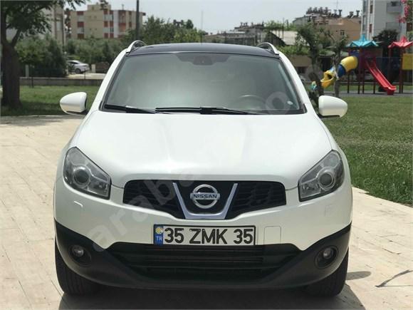 Galeriden Nissan Qashqai 1.5 dCi Platinum 2011 Model Antalya