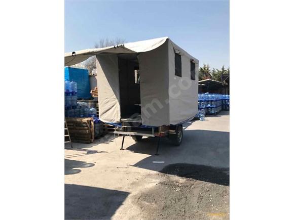 Sahibinden  özel yapim karavan
