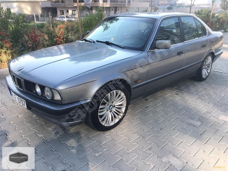 Galeriden Bmw 5 Serisi 520i Standart 1994 Model İzmir 374.600 Km Gri