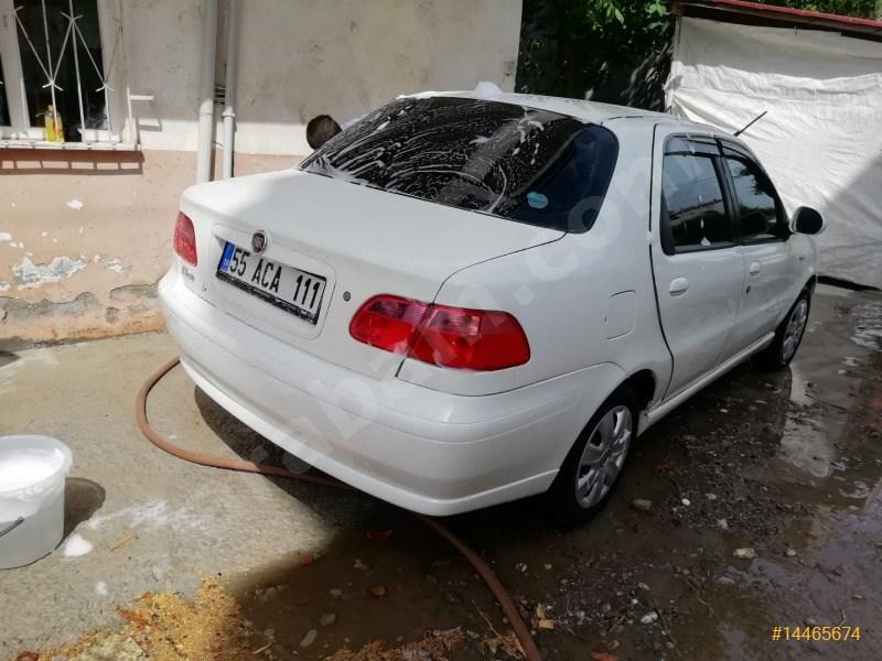 Sahibinden Fiat Albea Sole 1.3 Multijet Dynamic Plus 2011 Model Samsun 285.000 Km Beyaz
