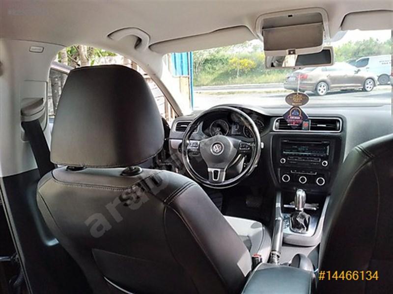 Sahibinden Volkswagen Jetta 1.6 Tdi Comfortline 2012 Model İstanbul 203.000 Km Kahverengi