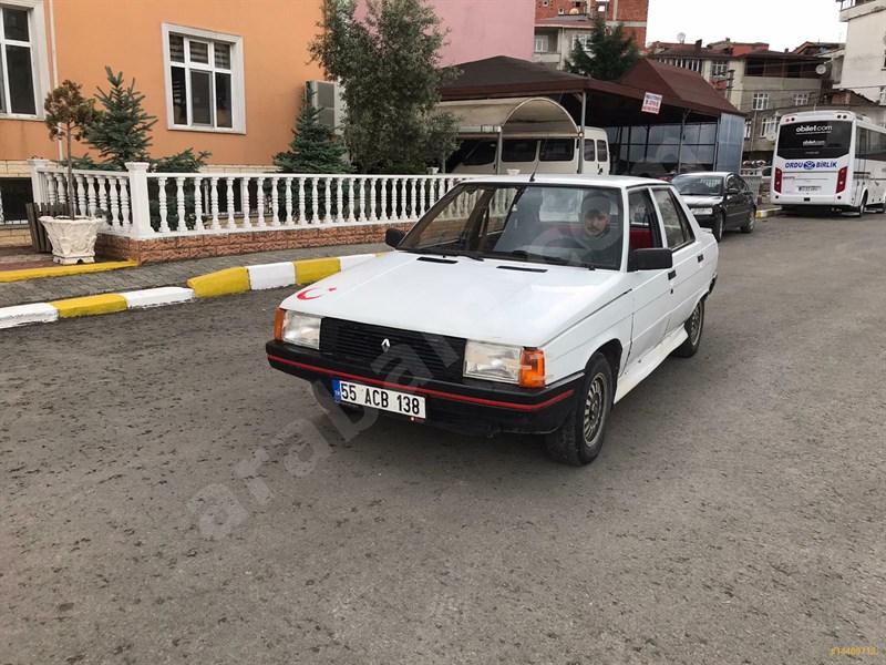 Galeriden Renault R 9 1.4 Spring 1992 Model Ordu 11.111 Km Beyaz