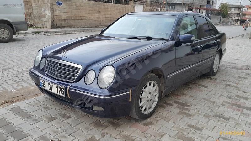 Sahibinden Mercedes - Benz E 200 Kompressor Elegance 2000 Model Mardin 268.000 Km Lacivert