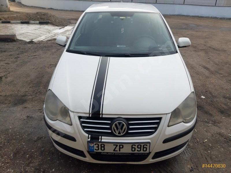 Sahibinden Volkswagen Polo 1.4 Tdi Trendline 2005 Model çanakkale 285.000 Km Beyaz