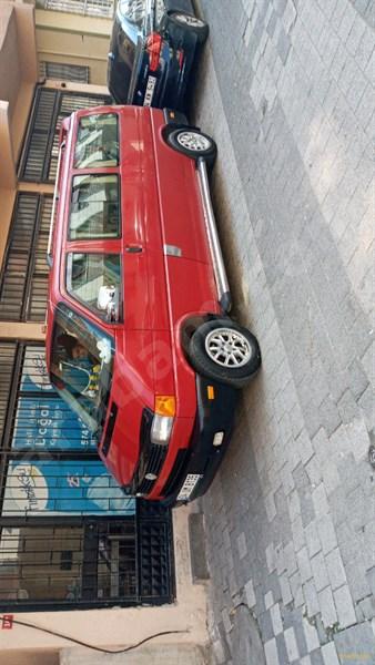 Sahibinden Volkswagen Transporter 2.5 Tdi City Van 1999 Model İstanbul 300.000 Km Kırmızı
