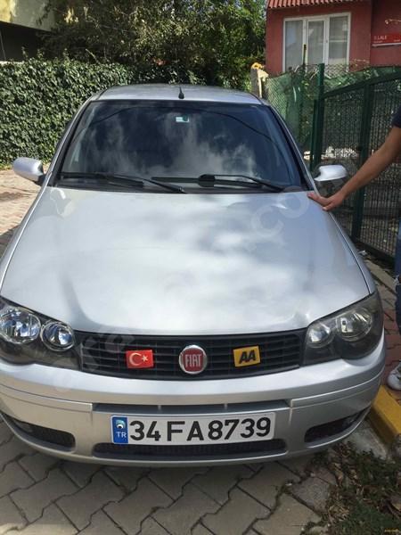 Sahibinden Fiat Albea Sole 1.3 Multijet Active 2008 Model İstanbul 159.000 Km -