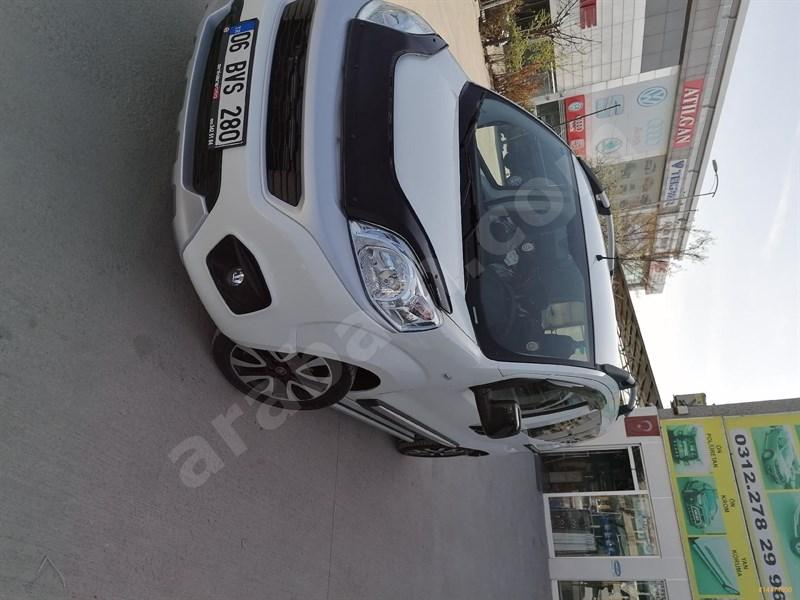 Sahibinden Fiat Fiorino Combi 1.3 Multijet Premio 2020 Model Ankara 300 Km -