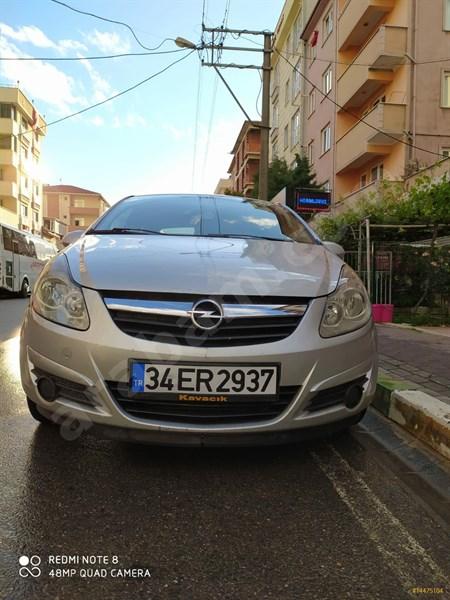 Sahibinden Opel Corsa 1.3 Cdti Essentia 2007 Model Kocaeli 188.000 Km -