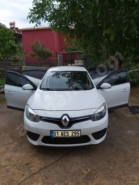 Sahibinden Renault Fluence 1.5 Dci Joy 2013 Model Adana 158.000 Km -