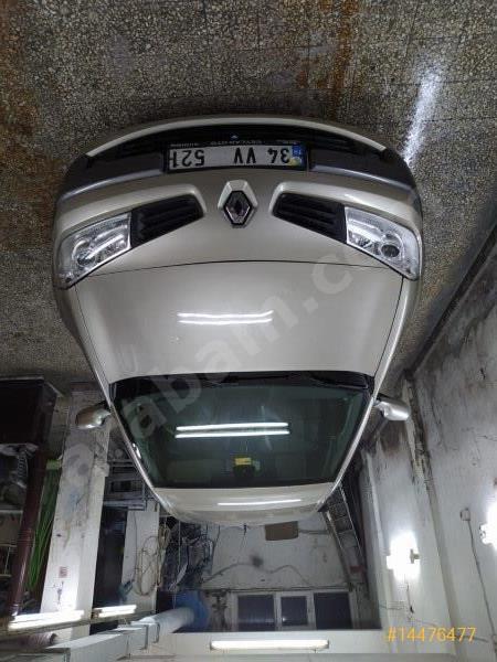 Sahibinden Renault Megane 1.5 Dci Privilege 2007 Model İstanbul 252.000 Km Kahverengi