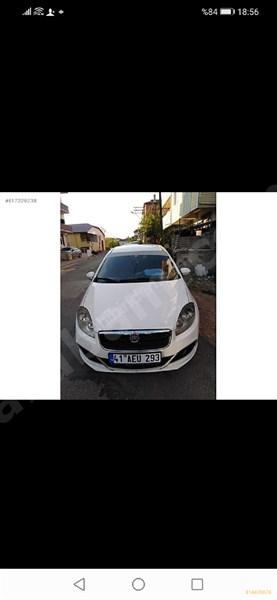 Sahibinden Fiat Linea 1.3 Multijet Active Plus 2013 Model Kocaeli 165.000 Km Beyaz
