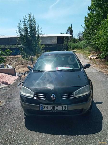 Sahibinden Renault Megane 1.5 Dci Dynamique 2006 Model Adana 281.000 Km Siyah