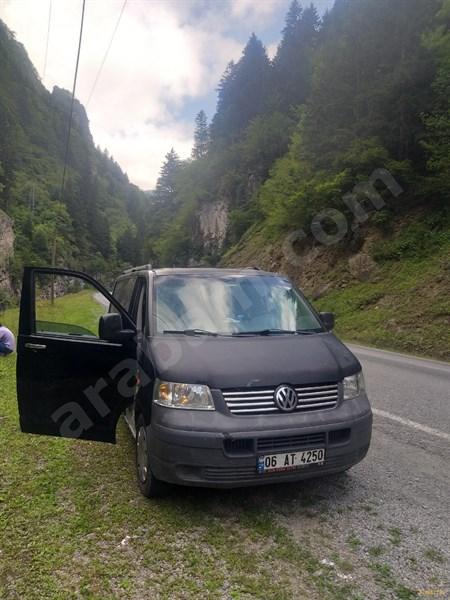 Sahibinden Volkswagen Transporter 2.5 Tdi Camlı Van 2005 Model Diyarbakır 310.000 Km -