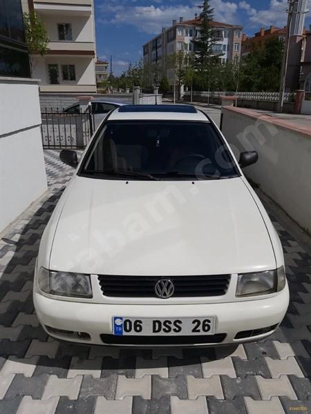 Sahibinden Volkswagen Polo 1.6 Classic 1998 Model çorum 300.000 Km -