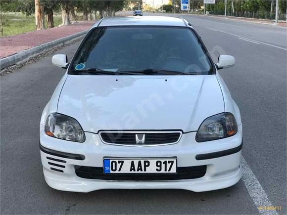 Sahibinden Honda Civic 1.6 i ES 1998 Model
