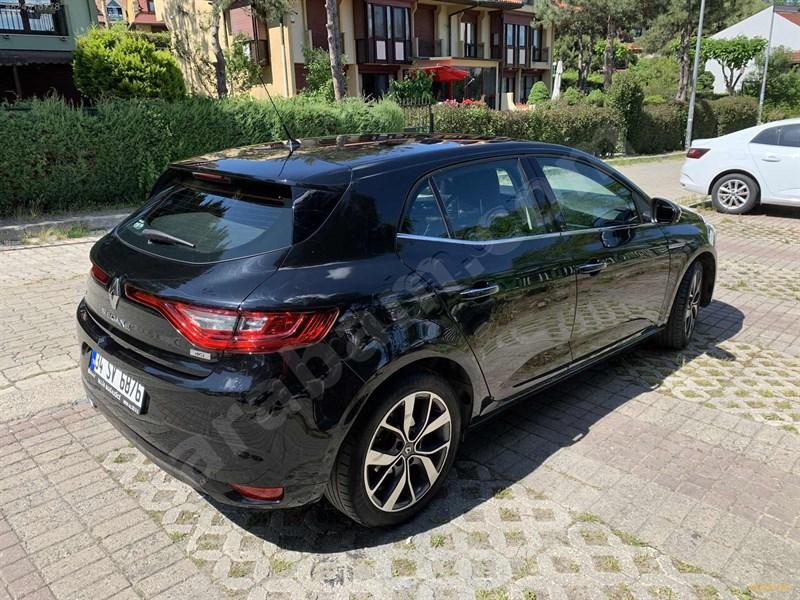 Sahibinden Renault Megane 1.5 Dci Icon 2018 Model İstanbul 29.500 Km Siyah
