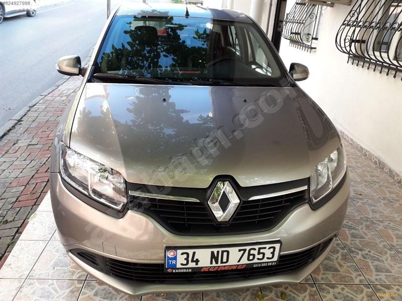 Sahibinden Renault Symbol 1.5 Dci Joy 2015 Model İstanbul 106.000 Km Kahverengi