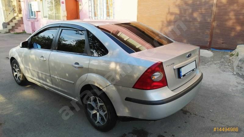 Sahibinden Ford Focus 1.6 Tdci Trend 2008 Model İstanbul 209.365 Km Gri (gümüş)