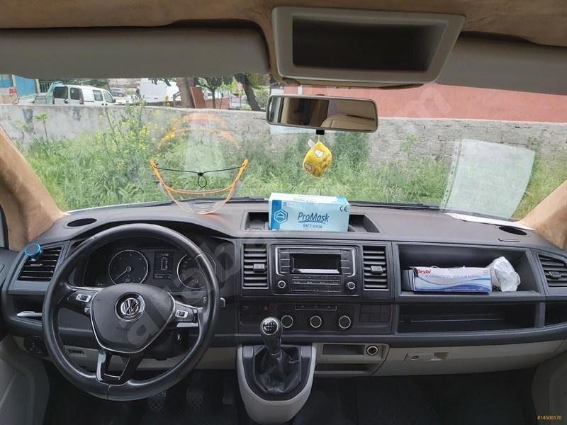Sahibinden Volkswagen Transporter 2.0 Tdi Camlı Van 2017 Model İstanbul 207.000 Km -