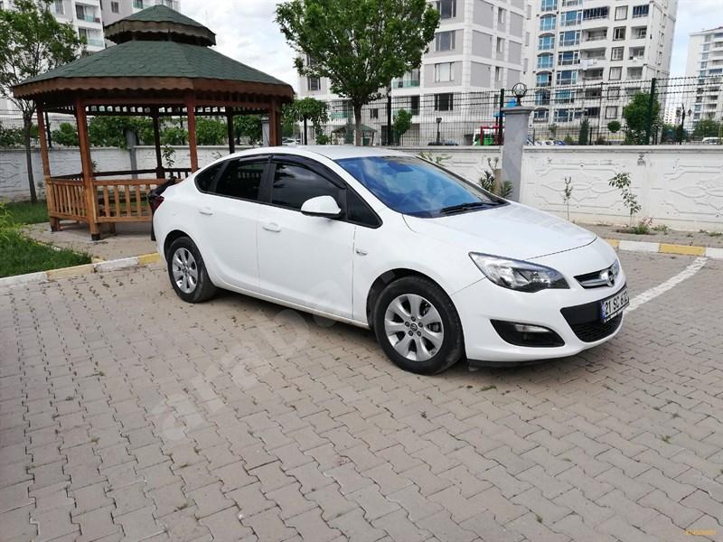 Sahibinden Opel Astra 1.6 Edition Plus 2016 Model Diyarbakır 53.000 Km -