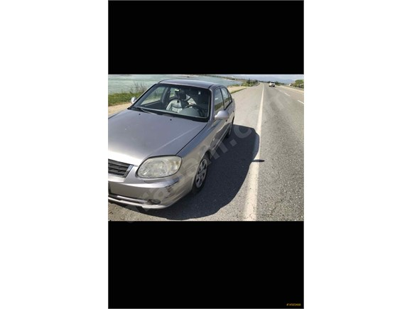 Sahibinden Hyundai Accent 1.6 Admire 2006 Model Şahin parası güzel araç