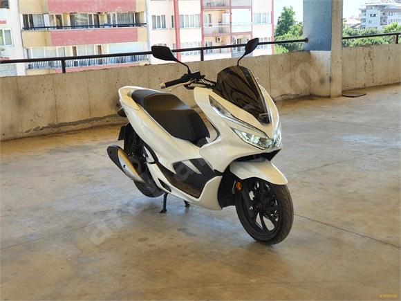 SIFIR AYARINDA Honda PCX 125