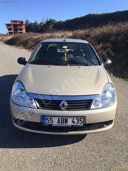 Sahibinden Renault Symbol 1.5 Dci Authentique 2009 Model İstanbul 164.000 Km Bej