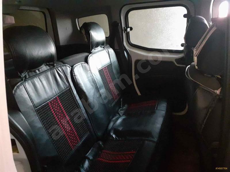 Sahibinden Fiat Fiorino Combi 1.3 Multijet Emotion 2013 Model Van 93.000 Km Beyaz