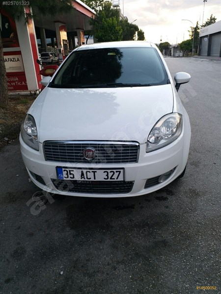 Sahibinden Fiat Linea 1.3 Multijet Active Plus 2013 Model Manisa 147.000 Km Beyaz