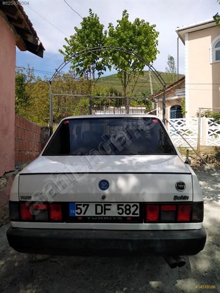Sahibinden Tofaş şahin S 1998 Model Sinop 13.267 Km Beyaz