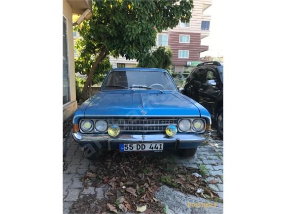 1969 Opel Rekord 1.9 Benzin+LPG