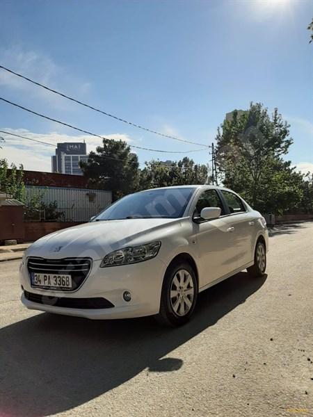 Sahibinden Peugeot 301 1.6 Hdi Active 2015 Model İstanbul 94.000 Km -