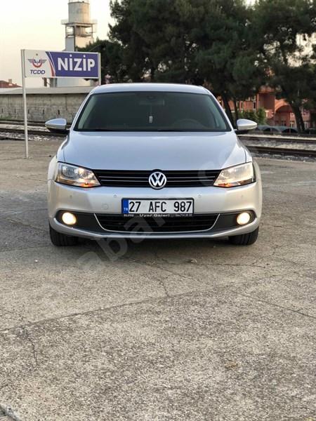Sahibinden Volkswagen Jetta 1.4 Tsi Comfortline 2013 Model Gaziantep 153.000 Km Gri (gümüş)