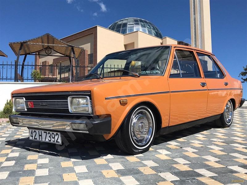 Sahibinden Tofaş Murat 131 1979 Model Konya 300.000 Km Turuncu