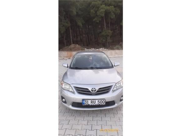 Sahibinden Toyota Corolla 1.33 Comfort 2010 Model Memurdan satılık