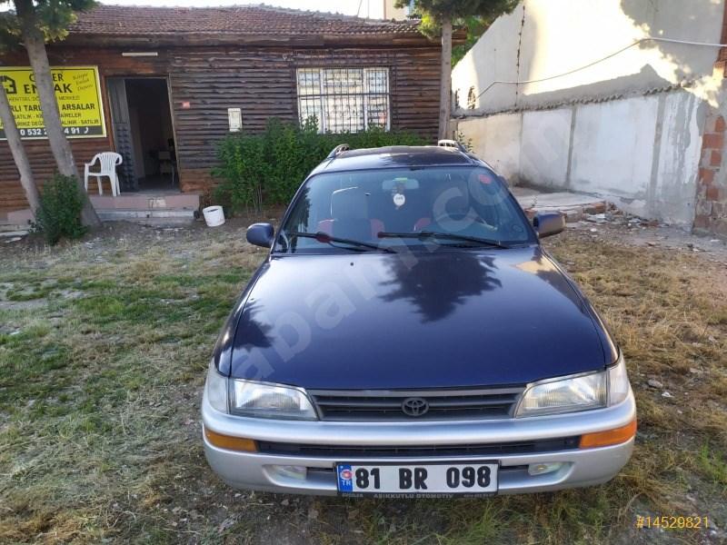 Sahibinden Toyota Corolla 1.6 Xei 1998 Model İstanbul 347.000 Km Mavi