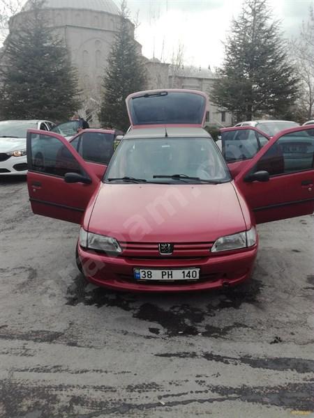 Sahibinden Peugeot 306 1.8 Xr 1997 Model Kayseri 222.000 Km -