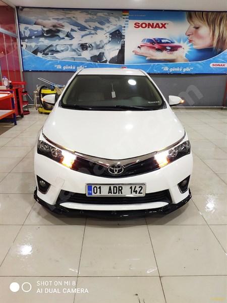 Sahibinden Toyota Corolla 1.33 Life 2016 Model Tunceli 62.000 Km -