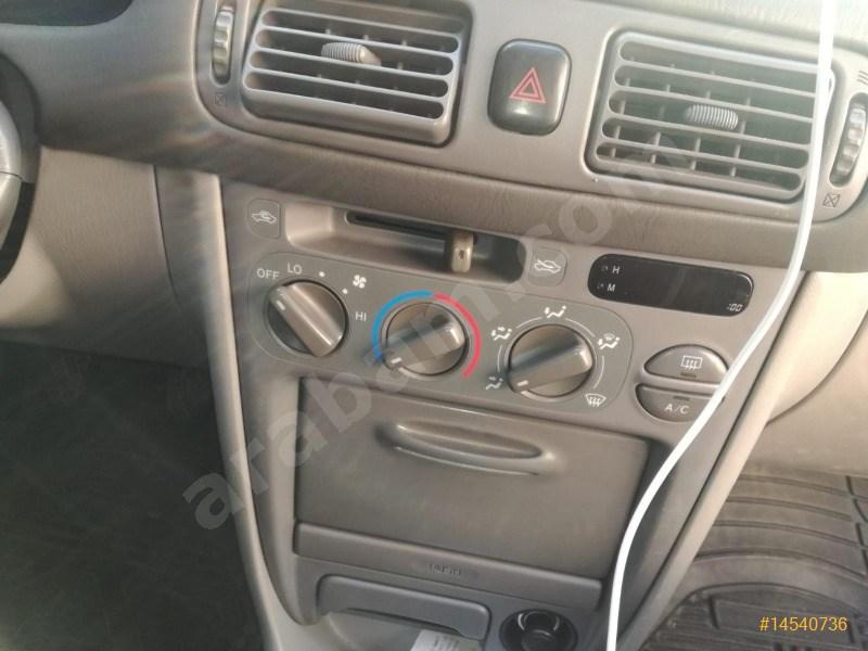 Sahibinden Toyota Corolla 1.6 Luna 2000 Model Ankara 276.244 Km Gri (gümüş)