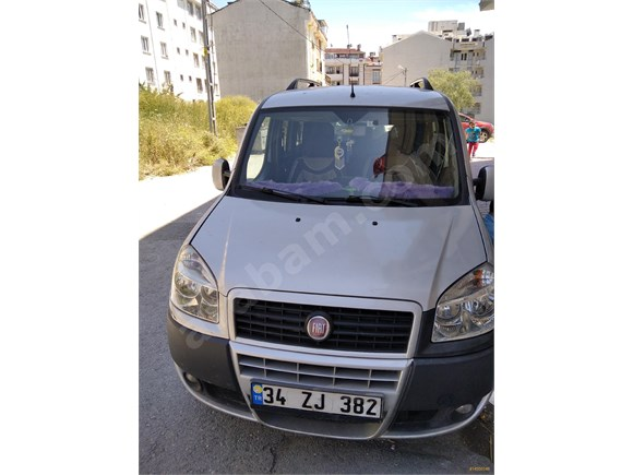 Sahibinden Fiat Doblo Combi 1.3 Multijet Safeline 2011 Model