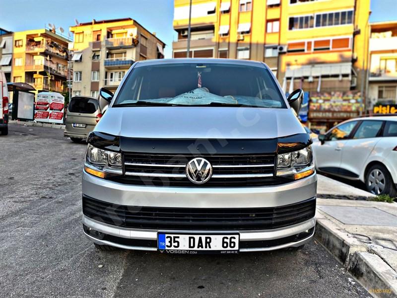 Sahibinden Volkswagen Caravelle 2.0 Tdi Bmt Comfortline 2015 Model İzmir 79.000 Km Gri (gümüş)