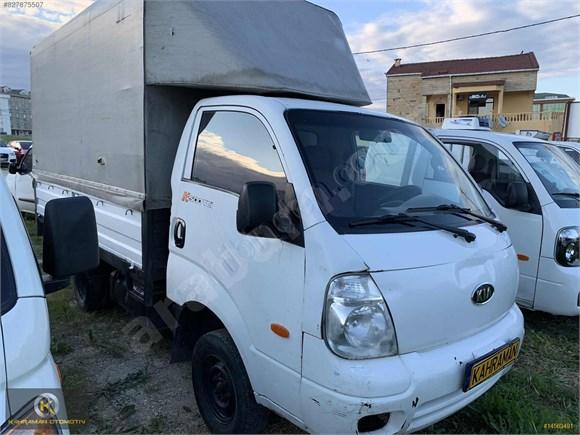 Kahraman Otomotivden 2OO6 Model Bango K2500 DLX TENTELİ MUAYNEL